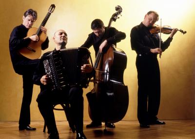 Kibardin Quartett, 23.02.2018